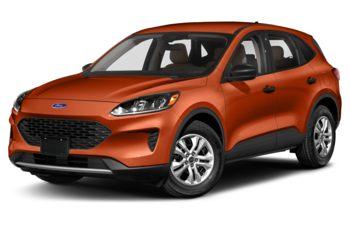2021 Ford Escape - Velocity Blue Metallic