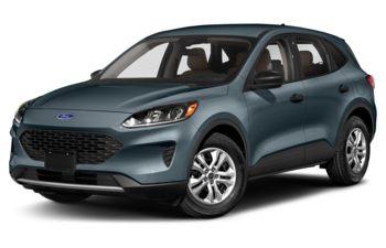 2021 Ford Escape - Bronze Fire Metallic