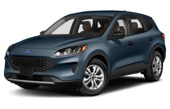2021 Ford Escape - Agate Black Metallic