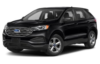 2021 Ford Edge - Agate Black