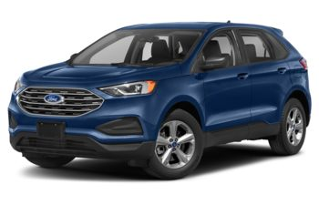2021 Ford Edge - Atlas Blue Metallic