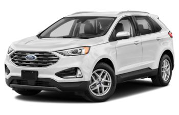 2021 Ford Edge - Star White Metallic Tri-Coat