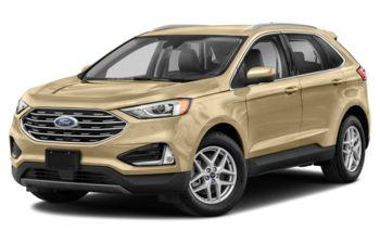 2021 Ford Edge - Ford Performance Blue Metallic