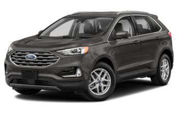 2021 Ford Edge - Iconic Silver Metallic