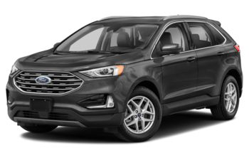 2021 Ford Edge - Burgundy Velvet Metallic Tinted Clearcoat