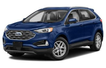 2021 Ford Edge - Oxford White