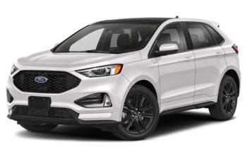 2021 Ford Edge - Star White Metallic Tri-Coat