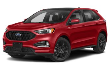 2021 Ford Edge - Rapid Red Metallic Tinted Clearcoat