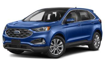 2021 Ford Edge - Atlas Blue Metallic