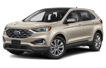 2021 Ford Edge - Desert Gold Metallic
