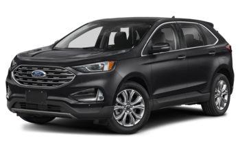 2021 Ford Edge - Agate Black