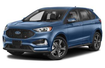 2021 Ford Edge - Ford Performance Blue Metallic