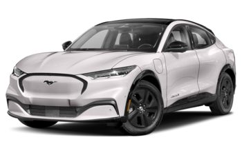 2021 Ford Mustang Mach-E - Space White Metallic