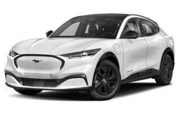 2021 Ford Mustang Mach-E - Star White Metallic Tri-Coat