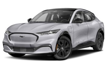 2021 Ford Mustang Mach-E - Iconic Silver Metallic