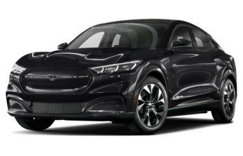 2021 Ford Mustang Mach-E - Shadow Black
