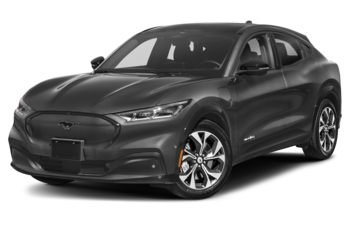 2021 Ford Mustang Mach-E - Carbonized Grey Metallic