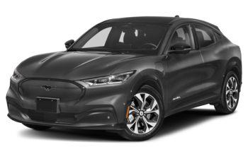 2021 Ford Mustang Mach-E - Dark Matter Grey Metallic
