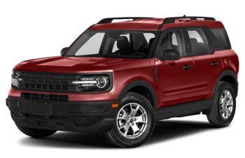 2021 Ford Bronco Sport - Shadow Black