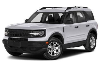 2021 Ford Bronco Sport - Shadow Black