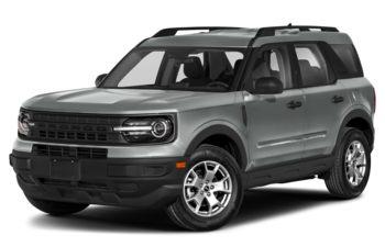2021 Ford Bronco Sport - Cactus Grey