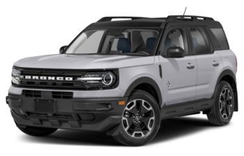 2021 Ford Bronco Sport - Iconic Silver Metallic