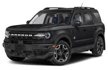 2021 Ford Bronco Sport - Carbonized Grey Metallic