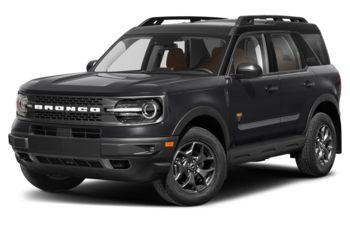 2021 Ford Bronco Sport - Rapid Red Metallic Tinted Clearcoat