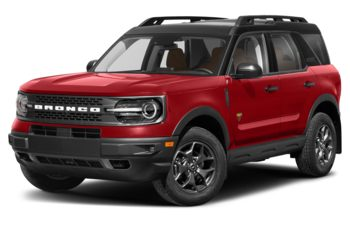 2021 Ford Bronco Sport - Shadow Black Metallic