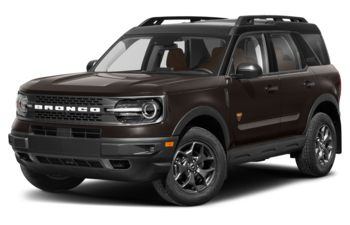 2021 Ford Bronco Sport - Kodiak Brown Metallic