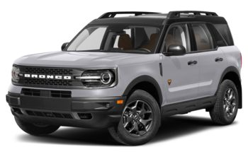 2021 Ford Bronco Sport - Iconic Silver Metallic