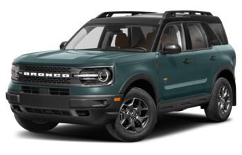 2021 Ford Bronco Sport - Area 51