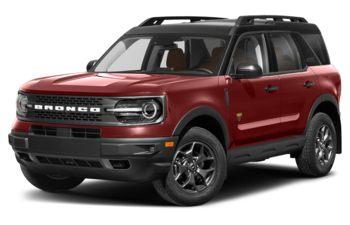 2021 Ford Bronco Sport - Area 51