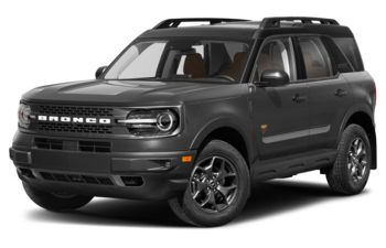 2021 Ford Bronco Sport - Carbonized Grey Metallic