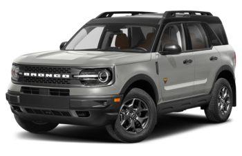 2021 Ford Bronco Sport - Cyber Orange Metallic Tri-Coat