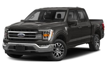 2021 Ford F-150 - Carbonized Grey Metallic