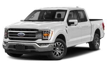 2021 Ford F-150 - Star White Metallic Tri-Coat