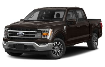 2021 Ford F-150 - Kodiak Brown Metallic