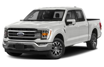 2021 Ford F-150 - Oxford White