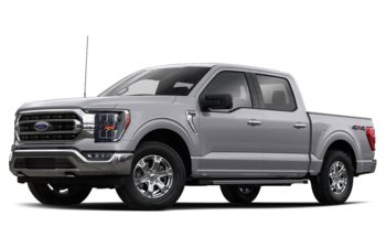2021 Ford F-150 - Iconic Silver Metallic