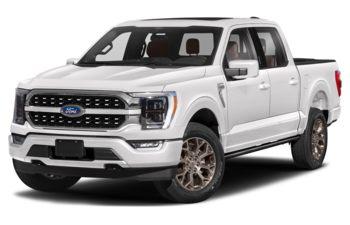 2021 Ford F-150 - Star White Metallic Tri-Coat