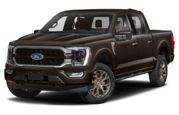2021 Ford F-150 - Kodiak Brown Metallic