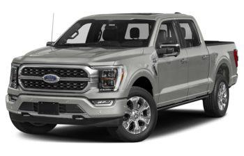 2021 Ford F-150 - Iconic Silver Metallic