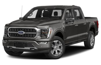 2021 Ford F-150 - Carbonized Grey Metallic