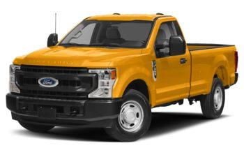 2021 Ford F-350 - School Bus Yellow