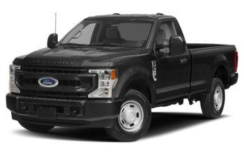 2021 Ford F-350 - Agate Black Metallic
