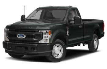 2021 Ford F-350 - Green Gem