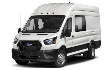 2021 Ford Transit-350 Crew - Oxford White