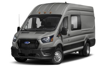 2021 Ford Transit-350 Crew - Avalanche Metallic