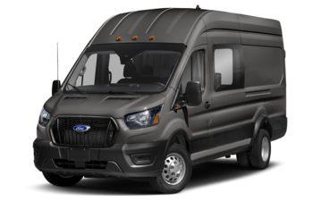 2021 Ford Transit-350 Crew - Abyss Grey Metallic